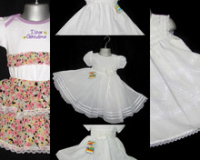 LOT OF 95 PIECES OF CLOTHES OF BABIES IN LIQUIDATION. COMMERCIAL OPPORTUNITIES