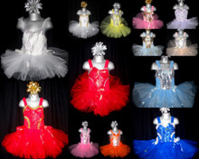 LOT OF 50 TUTU BABY DRESS.COMMERCIAL OPPORTUNITIES