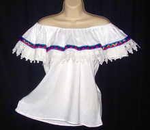 489-TIPICAL BLOUSE EMBROIDERED