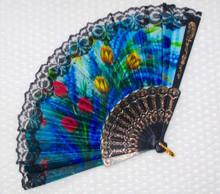 flower fan # 3