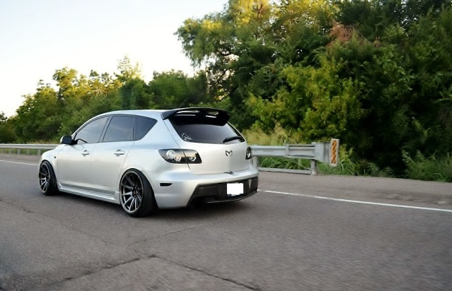 KW Contest Winner V2 Coilovers Installed on Mazda 3 – Vivid Racing ...