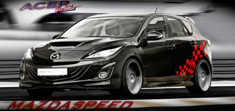 Buy Mazdaspeed 3 Performance Accessories And Equipment Online