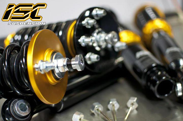 Buy ISC N1 Coilovers Track Series for Mazda 3 and Speed 3 Online