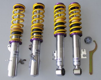 KW Variant 1 Coilover Kit (04-09) Mazda 3 s/i (BK) Hatchback + Sedan