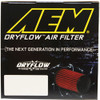 AEM Element Filter Replacement 2.50 inch Short Neck 5 inch