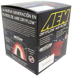 AEM Element Filter Replacement 6 inch