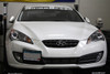 GRIMMSPEED License Plate Relocation Kit Hyundai Genesis Coupe