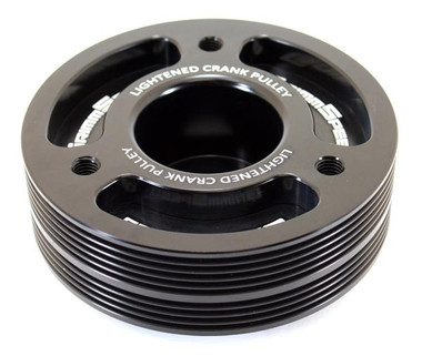 GRIMMSPEED Crank Pulley Subaru (Black)