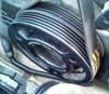 GrimmSpeed Lightweight Pulley Black Most - Subaru