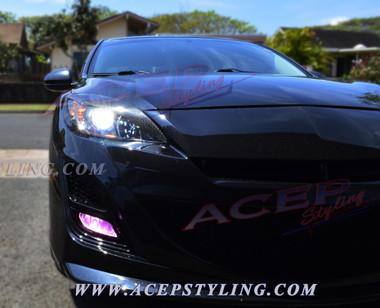 Mazda 3 Headlight Covers