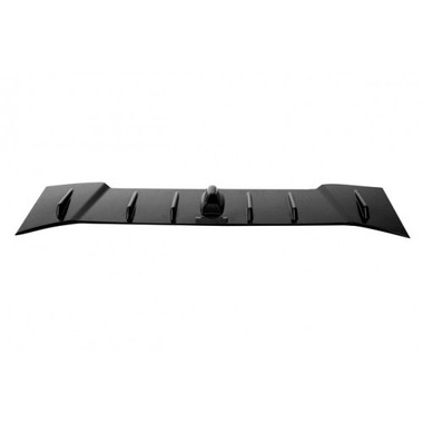 BLOX Racing 13-14 Scion/Subaru FR-S/BRZ Vortex Generator Blades with Shark Fin - ABS Black
