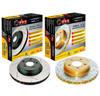 DBA Street Series T2 Disc Brake Rotors