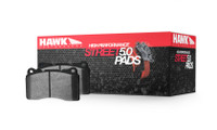 Hawk Mazda 3, mazdaspeed 3 & 6 High Performance Street 5.0 Rear Brake Pads