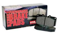 Posi-Quiet Brake Pad; Metallic Compound