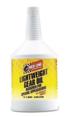 LightWeight Gear Oil 75W85 GL-5