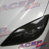 "ACEP ""DEMON"" eyelids headlight covers fit 04-09 Mazda3 & Mazdaspeed3 (HB)"
