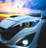 Mazdaspeed 3 headlight Acepstyling