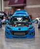 Mazdaspeed 3 hulk headlight eyelid armor