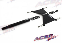 Perrin License Plate Relocation Kit fits 2008-2016 Nissan GT-R