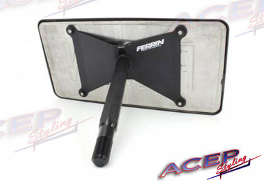 Perrin License Plate Relocation holder Kit sold by AcepStyling