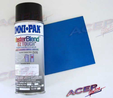 GrimmSpeed Rally Blue Paint 12oz