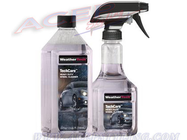 WeatherTech TechCare Heavy Duty Wheel rim Cleaner