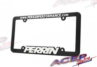 Perrin Plastic License Plate Frame subaru, mazda, scion, nissan, toyoya