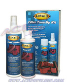 Airaid Renew Kit - air filter intake cleaner fluid 12oz Cleaner / 8oz Squeeze Oil