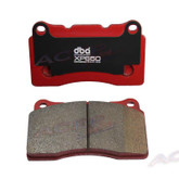 DBA XP650 Street performance Brake pads fits Subaru STI