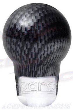 Sparco Shift Knob Racing Carbon