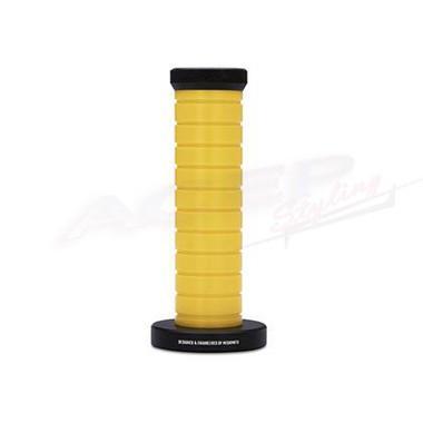 Mishimoto Limited Edition Rockstar Shift Knob - yellow _Universal fit