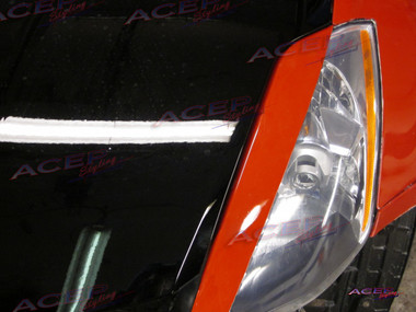 2017 Nissan Maxima Headlight Covers