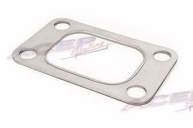 BLOX Racing MLS 4-Bolt T3 Open Exhaust Manifold Gasket 12.5mm