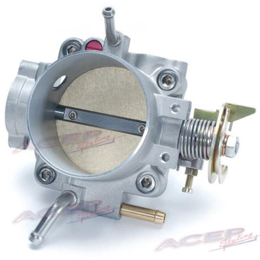 Skunk2 Alpha Series Honda/Acura (D/B/H/F Series) 70mm Cast Throttle Body (OEM Look)