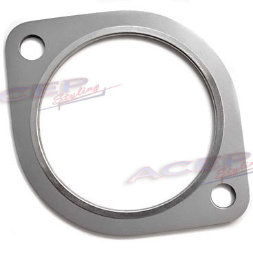 GrimmSpeed Universal 3 inch 2 Bolt Exhaust Gasket 7-layer 22% thicker then OEM