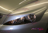 "ACEP ""Provoker"" Headlight covers covers fits HONDA Accord 2008 - 2012"