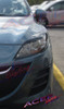 Mazda speed3 headlight eyelids 2010