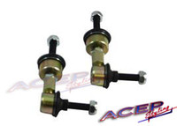 Whiteline Rear Swaybar Link Kit H/Duty Adj Steel Ball fits 07 Focus ST / 07-13 Mazdaspeed3
