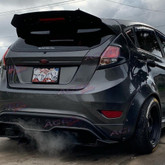Ford fiesta taillight Armor