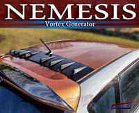 Vortex Generator fits 07-09 Mazdaspeed 3 / 2004 2005 2006 2007 2008 2009 Mazda3 HB
