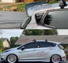Fiesta ST Covid wing spoiler extension