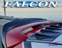 Acepstyling Falcon spoiler wing extension fits gen1 mazdaspeed3 07-09 FALC_MAZ0709