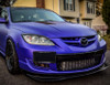 Mazdaspeed3 front Bumper Guard