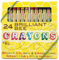 International Arrivals Ergonomic Crayons with Beeswax