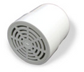 Rainshow'r CQ-1000 Dechlorinating Shower Filter Replacement Cartridge - Standard