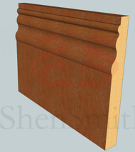 Kensington Oak Skirting Board - 3m Lengths