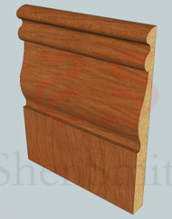 York Oak Skirting Board - 3m Lengths