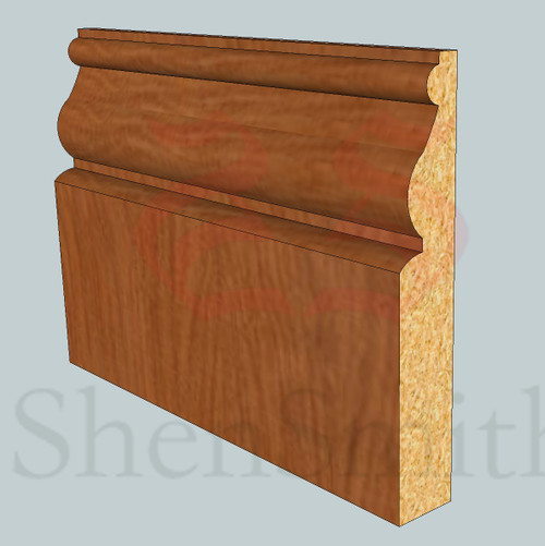 Ayelsbury Oak Skirting Board - 2.4m Lengths