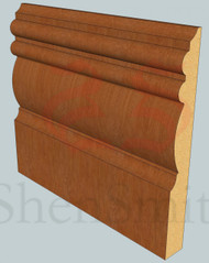 Winchester Oak Skirting Board - 2.4m Lengths