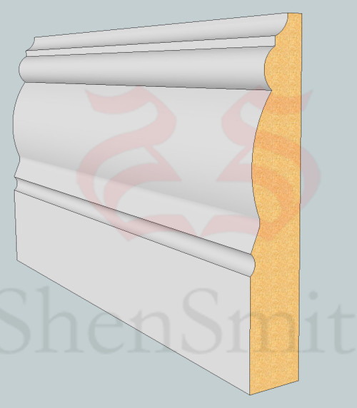 2305 MDF Architrave - 2.4m Lengths